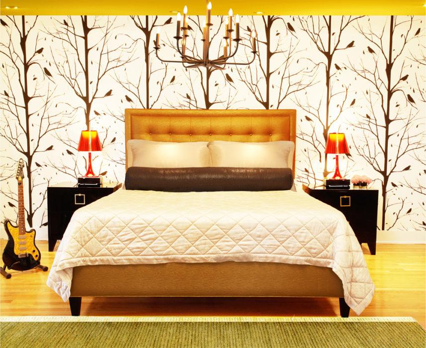 Interior Design | Our Custom Nightstand Design | Photo by Zeke Ruelas