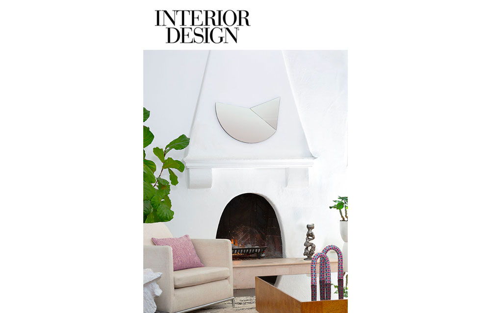Our Project Is Featured In Interior Design Magazine