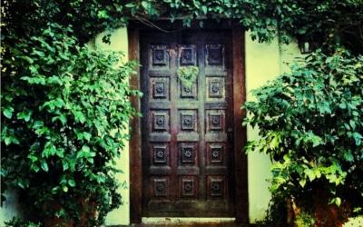 Feng Shui Door Colors