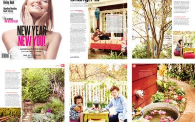 Kim's Collaborative Garden Design is Featured